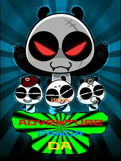 Игра Adventure Panda Da для Nokia Asha 300